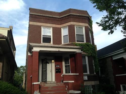 7627 S Carpenter, Chicago, IL 60620