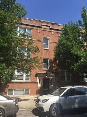 3754 W School Unit 3, Chicago, IL 60618