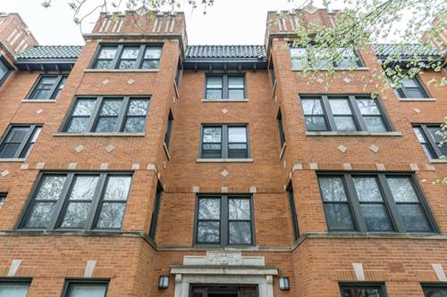4818 N Hoyne Unit 2, Chicago, IL 60625 Lincoln Square