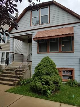 5229 S Francisco, Chicago, IL 60632