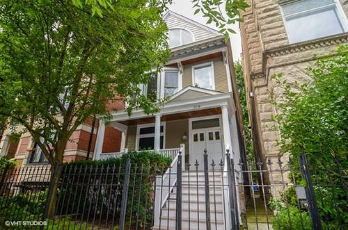 3518 N Fremont, Chicago, IL 60657 Lakeview