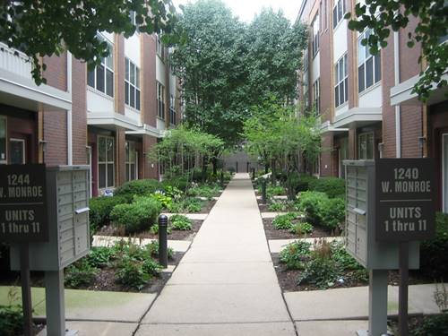 1244 W Monroe Unit 3, Chicago, IL 60607