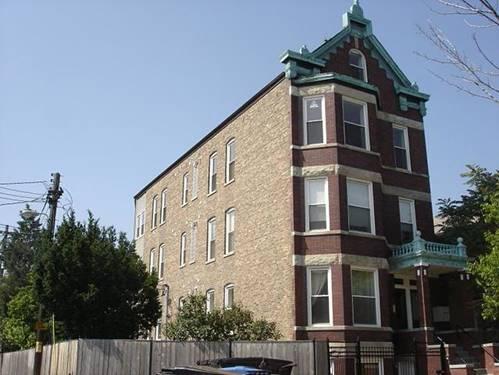 3517 W Wolfram Unit 2, Chicago, IL 60618
