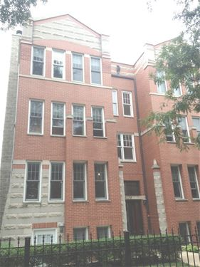 1409 W Cuyler Unit 2E, Chicago, IL 60613 Uptown