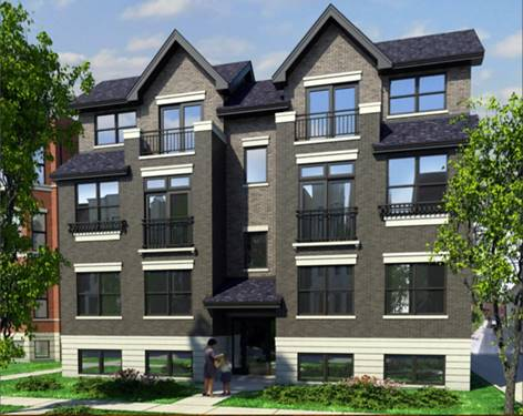 4845 N Keystone Unit 1N, Chicago, IL 60630