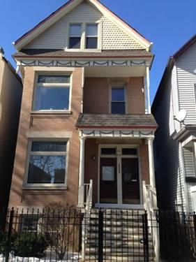 3308 N Hamilton Unit 1, Chicago, IL 60618 Roscoe Village