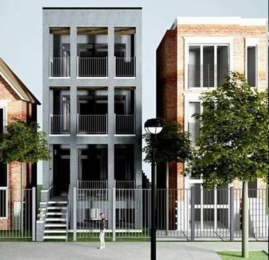 1420 W Chestnut Unit 3, Chicago, IL 60642 Noble Square