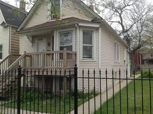 4828 W Rice, Chicago, IL 60651