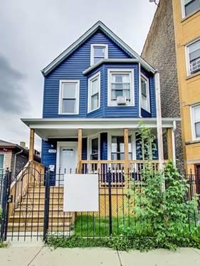3626 W Mclean, Chicago, IL 60647
