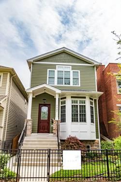 2427 W Winona, Chicago, IL 60625 Ravenswood