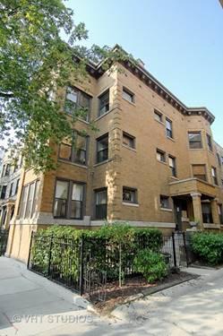 4030 N Clarendon Unit G, Chicago, IL 60613 Uptown