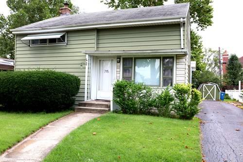 715 S Saylor, Elmhurst, IL 60126