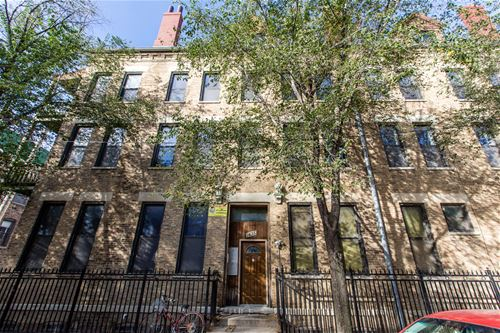 1435 W Blackhawk Unit 3F, Chicago, IL 60642 Wicker Park
