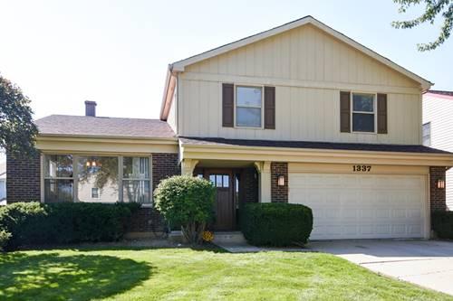 1337 Devonshire, Buffalo Grove, IL 60089