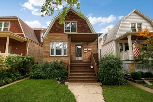 3718 N Bernard, Chicago, IL 60618