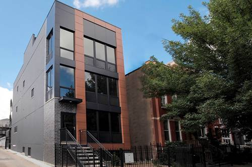 1012 N Paulina Unit 1, Chicago, IL 60622 Noble Square