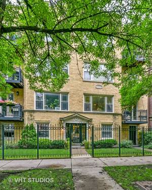 1210 W Roscoe Unit 1, Chicago, IL 60657 Lakeview