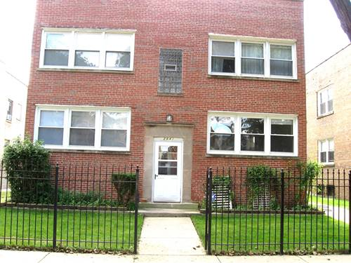 2641 W Gregory Unit 1W, Chicago, IL 60625