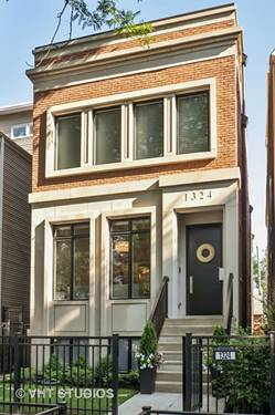1324 W Melrose, Chicago, IL 60657 Lakeview