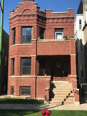 2432 N Rockwell Unit 1, Chicago, IL 60647 Logan Square