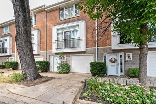 1620 W Altgeld Unit N-A, Chicago, IL 60614 West Lincoln Park