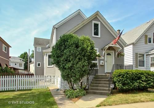 5719 W Grover, Chicago, IL 60630