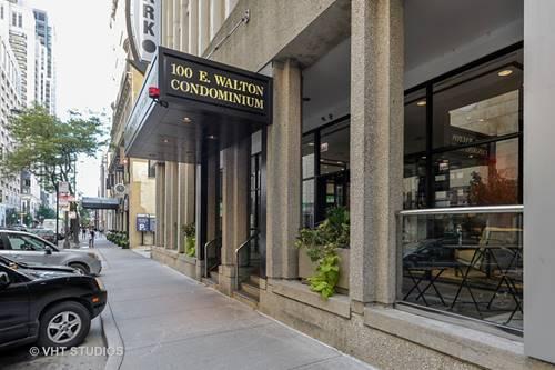100 E Walton Unit 34B, Chicago, IL 60611 Gold Coast