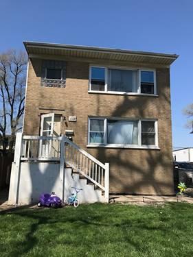 1516 N 40th, Stone Park, IL 60165