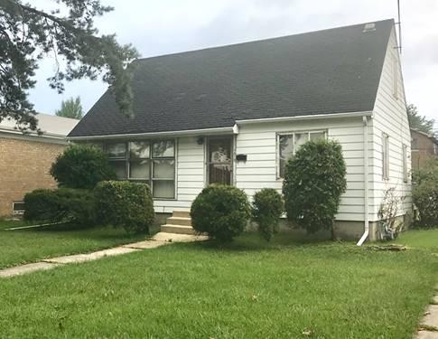 7518 W Winnemac, Harwood Heights, IL 60706