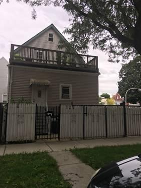 1703 N Monticello, Chicago, IL 60647