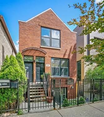1747 N Wolcott Unit 2, Chicago, IL 60622 Bucktown
