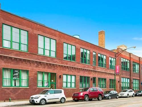22 N Morgan Unit 211, Chicago, IL 60607 West Loop