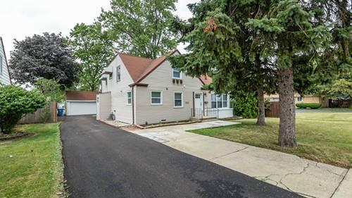 920 N Roberta, Melrose Park, IL 60164