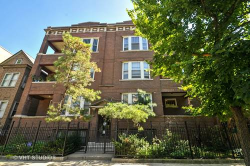 2431 N Sawyer Unit 1, Chicago, IL 60647 Logan Square