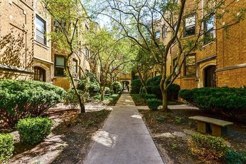 547 W Brompton Unit 1S, Chicago, IL 60657 Lakeview