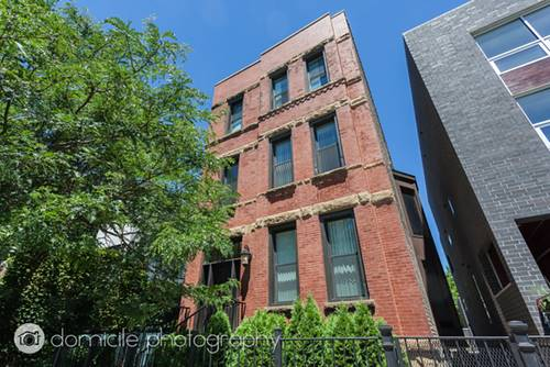 916 W Willow Unit 3, Chicago, IL 60614 West Lincoln Park