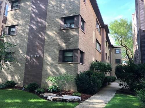 501 Sheridan Unit 3C, Evanston, IL 60202