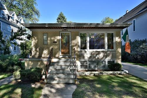 4625 N Knox, Chicago, IL 60630