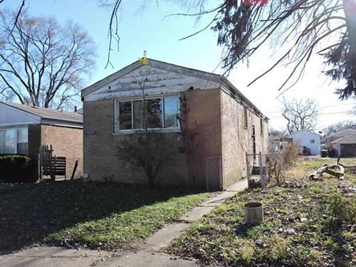 1109 W 110th, Chicago, IL 60643