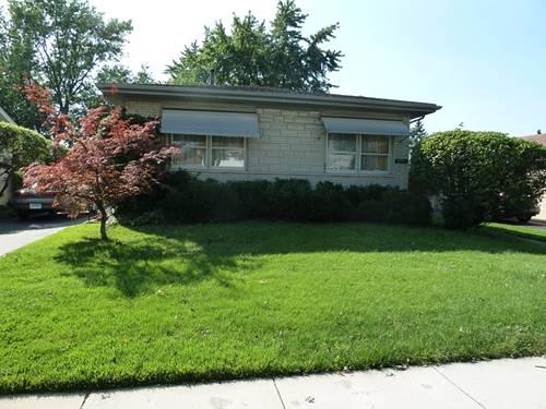10924 S Kilbourn, Oak Lawn, IL 60453