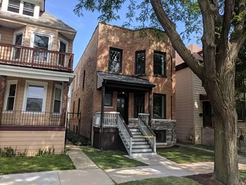 4115 N St Louis, Chicago, IL 60618