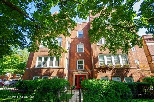 4455 N Rockwell Unit G, Chicago, IL 60625