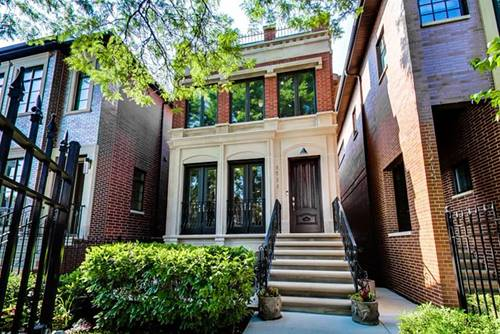 1711 W Wrightwood, Chicago, IL 60614 West Lincoln Park
