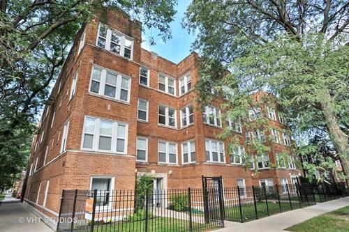 4900 N Springfield Unit 3, Chicago, IL 60625
