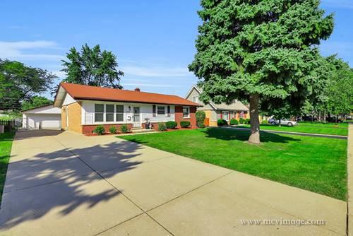 5242 Arbor, Crestwood, IL 60418