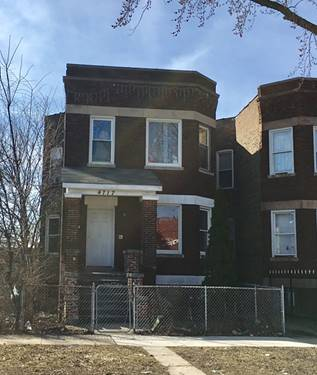 4717 W Harrison, Chicago, IL 60644 West Garfield Park