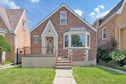 3127 N Nordica, Chicago, IL 60634