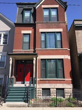 1326 W Barry Unit 3, Chicago, IL 60657 Lakeview