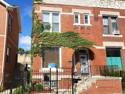 3636 S Calumet, Chicago, IL 60653