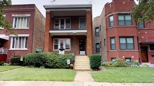 2512 W Cullom, Chicago, IL 60618 North Center